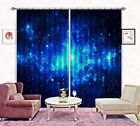 3D Shiny Sky 20 Blockout Photo Curtain Printing Curtains Drapes Fabric Window AU