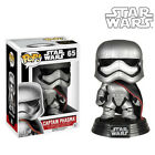 Force Awakens Captain Phasma POP Action Figure Gift 11cm Toy Star War Statue $15.73 CAD