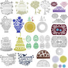 14Type Metal Cutting Dies Cut Stencils DIY Scrapbook Album Paper Card Cover 2018