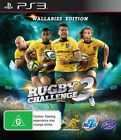 Rugby Challenge 3 - Wallabies Edition Ps3 Video Game