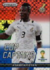 2014 Panini Prizm World Cup Cup Captains Prizms Red White and Blue - You Choose