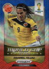 2014 Panini Prizm World Cup World Cup Stars Prizm Blue and Red Wave - You Choose