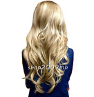 Body Wave 613 Blonde Lace Front Brazilian Remy Hair Wigs 150 % Density+Baby Hair