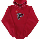 Atlanta Falcons NFL Bold Logo Snap Count Pullover Hoodie Red Size Large NWT on eBay