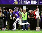 Stefon Diggs Minnesota Vikings Game Winning Playoff TD Photo UX099 (Select Size) on eBay