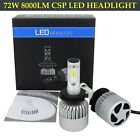 H1 H4 H7 H11 9004 9007 CSP LED Headlight Conversion Kit Car Bulbs Driving Lamp