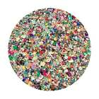 100g Mixed Festival Glitter - Chunky Fine & Shapes Mix Face painting Temp Tattoo