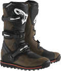 Alpinestars Leather Pair Tech-T Off road Riding Dirt Bike Racing Boots