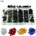 223Pcs Motorcycle Fairing Bolts Kit Fastener Screws for Honda CBR 125R/1000RR US $36.02 USD on eBay