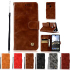 For Essential Phone PH-1 Shockproof Flip Leather Cover Cards Stand Wallet Case