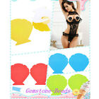 Sexy Nipple Covers Breast Disposable Pasties Shell Adhesive Sticker 5 Colors