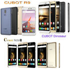 CUBOT Dinosaur/Note S/3G Rainbow 2/R9 Smartphone 16GB Android 4*Core Valentine