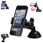 Universal Car Phone Holder Clip Grip 360° Rotation Mount for iPhone Samsung Sony