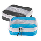 Lewis n Clark Mini Expandable Packing Cube, Blue or Charcoal