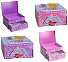 Childrens Decorate Your Own Jewellery Trinket Box Mosaic Sparkling Gems 15-2879