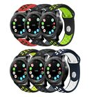 Silicone Bracelet Strap Watch Band For Samsung Gear S3 Frontier/Classic 22mm