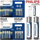 Genuine PHILIPS Industrial AA & AAA ULTRA ALKALINE Batteries - LR03 1.5V MICRO