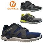 MENS MERRELL ALL TERRAIN LIGHTWEIGHT WALKING RUNNING SPORTS TRAINERS SHOES NEW