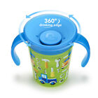 Munchkin Baby Miracle Trainer Drinking Cup Decor 360° Sippy Cup Anti Spill