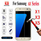 5x Real Tempered Glass Screen Protector For Samsung Galaxy  A3 /A5/ A7 2015/2016
