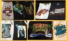 Trukfit Men's 100% Cotton T-Shirts by Lil Wayne Many Styles & Sizes New w/ Tags