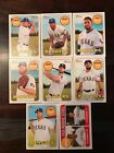 2018 TOPPS HERITAGE BASE TEAM SET - PICK THE TEAM(S) YOU NEED - FREE & FAST SHIP
