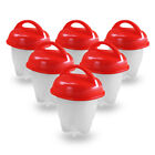 6pcs Egg Cooker Egg Boiler without the Shell Silicone for Egg Food Diy Tools Hot cheap