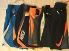 nike swim parkas - Nike Swim Suits Men New Tags Board Shorts Black Gray Blue