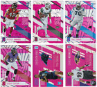 2017 Panini Unparalleled Football - Pink Parallels & RC - Choose Card #'s 1-300 on eBay