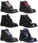 Kickers Kick Hi Back to School Ankle Boots Shoe Boot Size 7 - 12