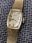 Vintage Ladies ROLEX 14k Solid Gold Watch Nuggety Dial Swiss Montres Rolex S.A.