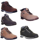 Timberland Splitrock Mens Leather Casual Lace Up Boots Uk Size 7 - 13