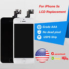 For iPhone5S A1533 LCD Display Touch Screen Replacement+Button+Camera Earspeaker