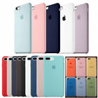 Ultra-thin Silicone Cover Phone Case For iphone Xs Xr X  6s 7 8 plus SE