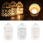 Bird Cage Votive Tealight Candle Holder Candle Lantern Home Wedding Party Decor