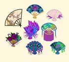 ASIAN MACHINE EMBROIDERY DESIGN COLLECTION CD-7 Sets +FREE SPOOL OF HEMINGWORTH