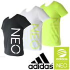 adidas neo Men's T-Shirts Sports Gym Tees CLEARANCE SALE