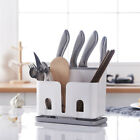 Kitchen Multi-Function  Spoon Cutlery Tableware Holder Storage Rack Drain Shelf
