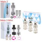 For Eleaf melo 2 melo 3 mini Tank glass tank 0.3 0.5 ohm Replacement coils