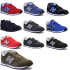 New Balance Ml 373 Mens Suede Leather Trainers 7-12.5