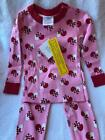 HANNA ANDERSSON - PAPER HEARTS Long Johns - 3 YRS (90)  NWT