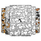 HEAD CASE DESIGNS DOG BREED PATTERNS 4 HARD BACK CASE FOR APPLE iPAD