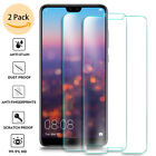 2X Tempered Glass Film Screen Protector For Huawei P8/P9/P10Plus/ P20 Lite/Pro