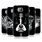 HEAD CASE DESIGNS BIG FACE ILLUSTRATED 2 SOFT GEL CASE FOR HUAWEI PHONES 2