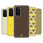 HEAD CASE DESIGNS BUSY BEE PATTERNS SOFT GEL CASE FOR HUAWEI PHONES
