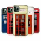 HEAD CASE DESIGNS TELEPHONE BOX SOFT GEL CASE FOR APPLE iPHONE PHONES