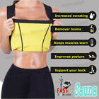 Hot Thermal Cami Slimming Sauna Belt Tummy Control Shaper Loss Weight Women Vest image