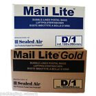 50 x Mail Lite Sealed Air Padded Postal Envelopes / Bags ~ D/1 180mm x 260mm