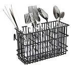 Rebrilliant Hanging Cutlery Flatware Caddy Set of 2
