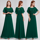 Women Long Evening Formal Party Ball Gown Prom Bridesmaid Wedding Dresses 08775